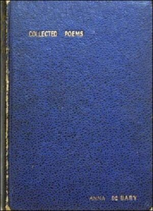 De bary collected poems