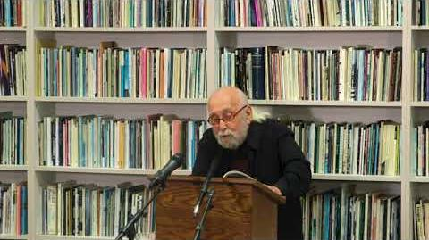 Jerome Rothenberg (1) — The Poetry Center