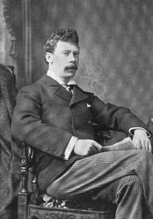 Photo of Arthur Quiller-Couch