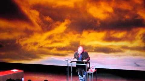 Peter Gizzi at Poetry International in Rotterdam
