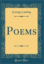 George Canning poems