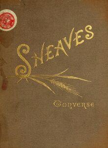 Sheavescollectio00conv 0001