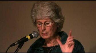 Daphne Marlatt - Fred Wah and Friends Poetry Reading; Vancouver, BC Canada (part 4 of 7)