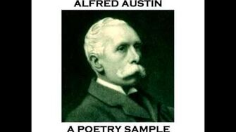 Alfred Austin - A Poetry Sample