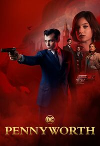 Pennyworth poster textless