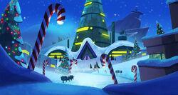 Christmas dimension
