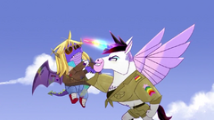 Alpha, Bravo, Unicorn