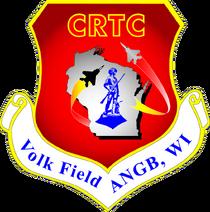 Volk Field ANGB Emblem