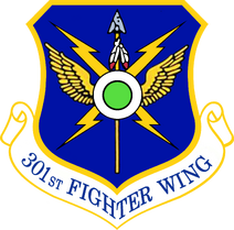 USAF - 301st Fighter Wing