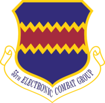 USAF - 55th Electronic Combat Group