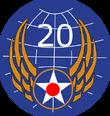 20th usaaf-1944