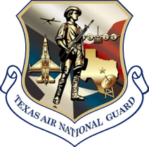 Texas Air National Guard patch