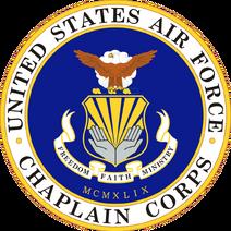 Air Force Chaplain Corps - Emblem