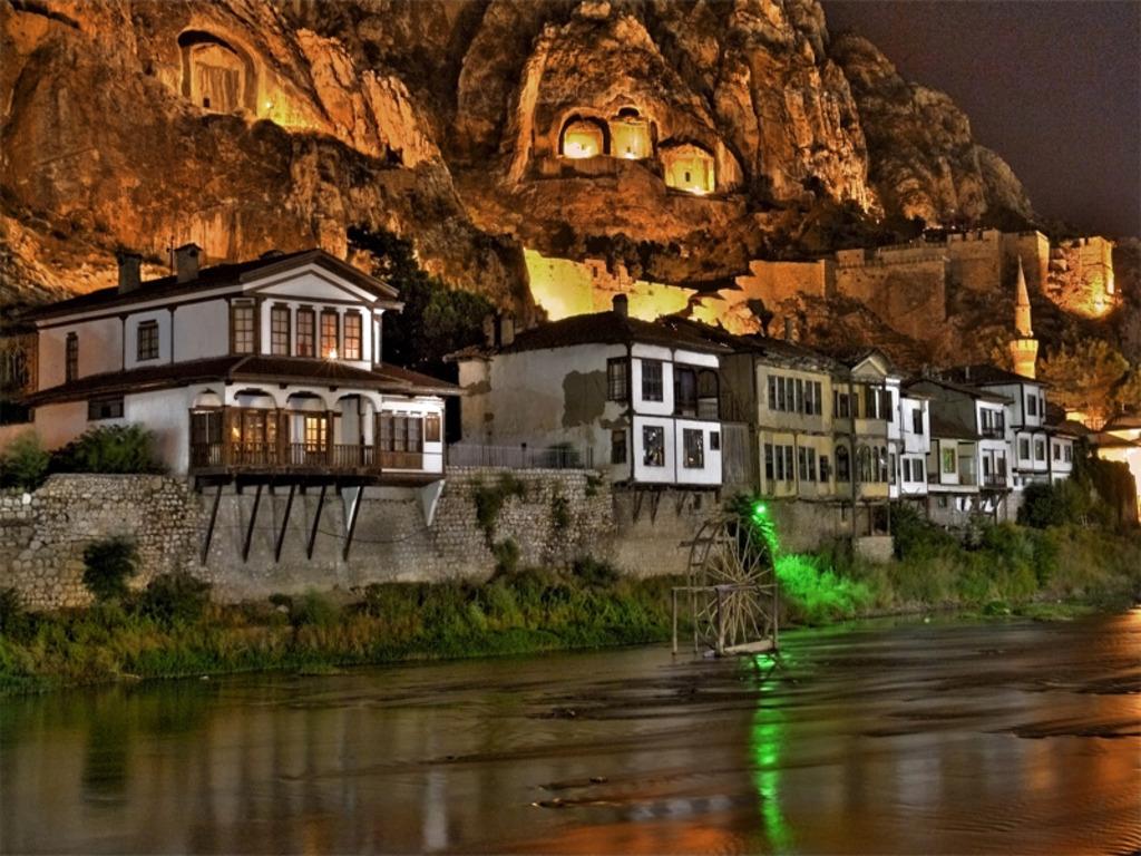 Hazeran Amasya Turkey Wallpaper 6udvg