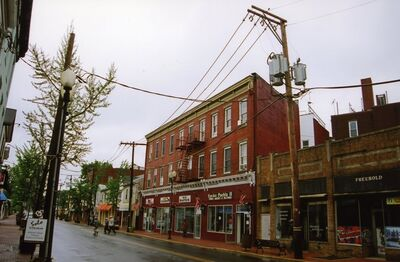 Downtown Freehold