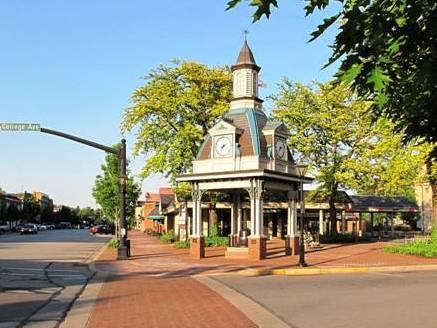 Downtown Beaver, Pa