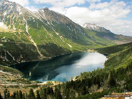 Poland-lake-morskie-oko-tatra-mountains