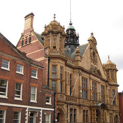 Hereford Town Hall