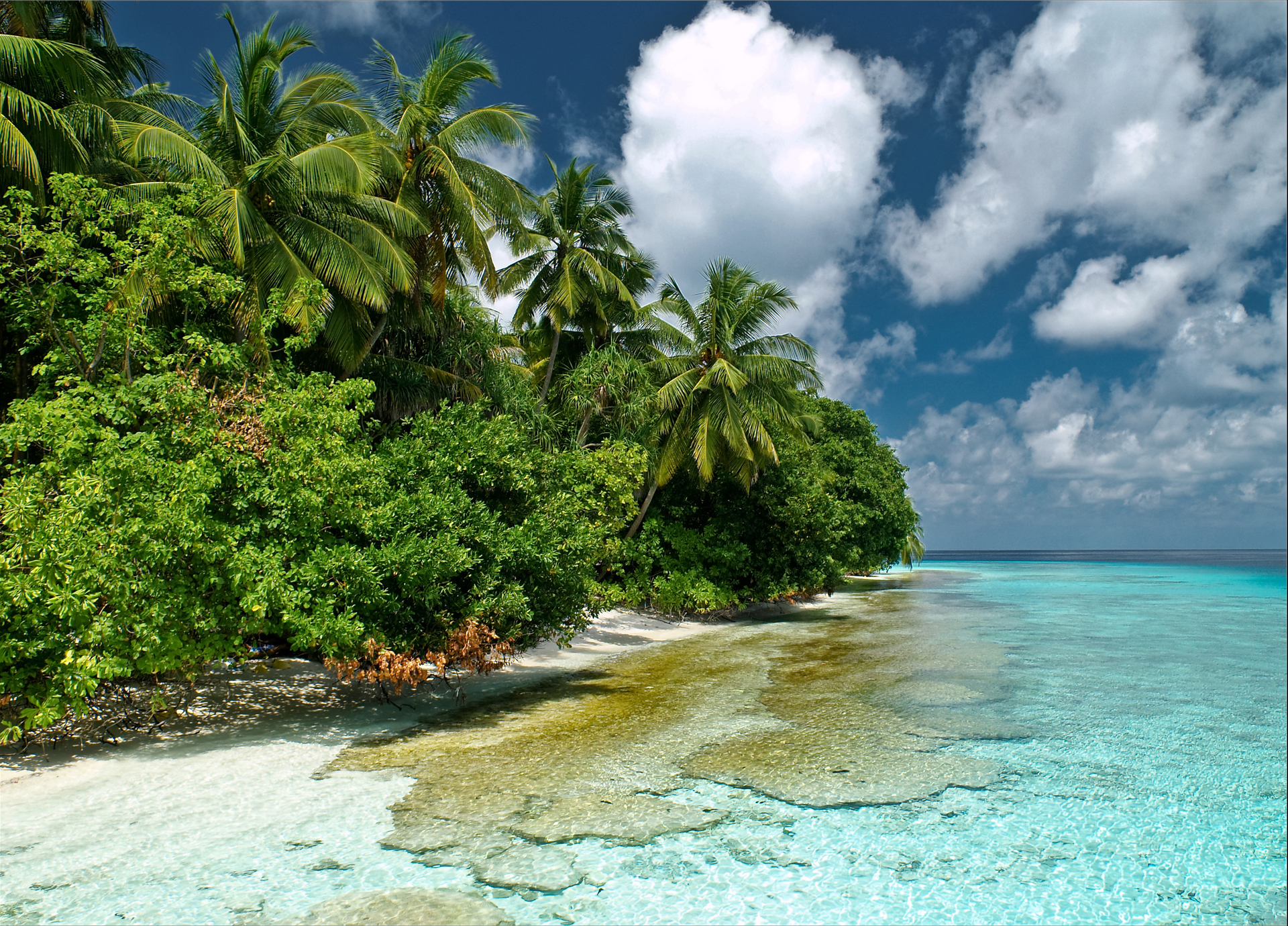Beaches: Maldives Scenic Beauty Picutre Nature Beaches Pristine ...