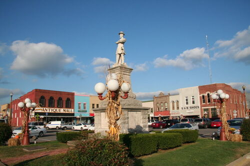 Lebanon, TN City Square