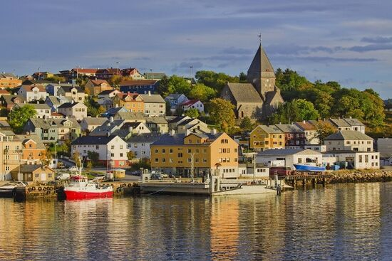 Harbor Norway