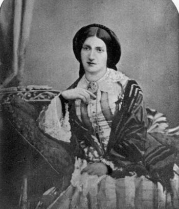 Isabella Beeton by Julia Margaret Cameron, 1865