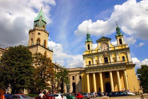 Lublin Poland 1172409147