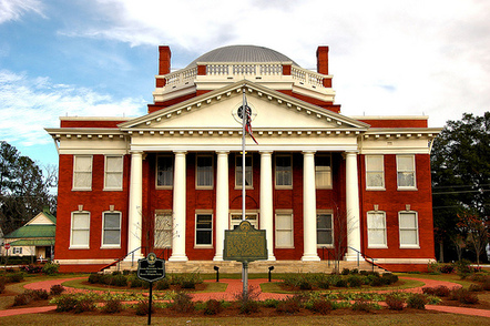Effingham County Courthouse
