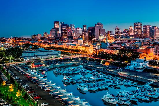Montreal-skyline-from
