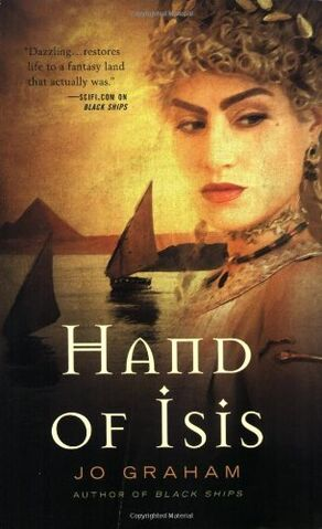 File:Hand of Isis by Jo Graham.jpg