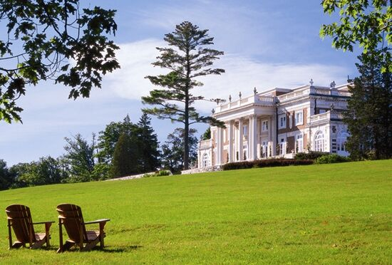 Mansion in Lenox