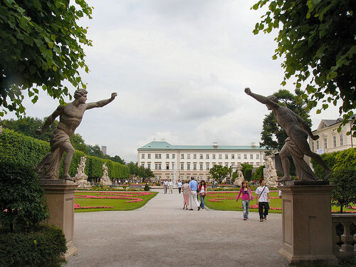 Palace of Mirabell