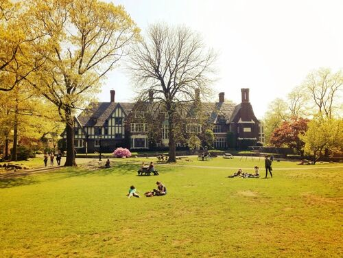 Sarah Lawrence College beautiful