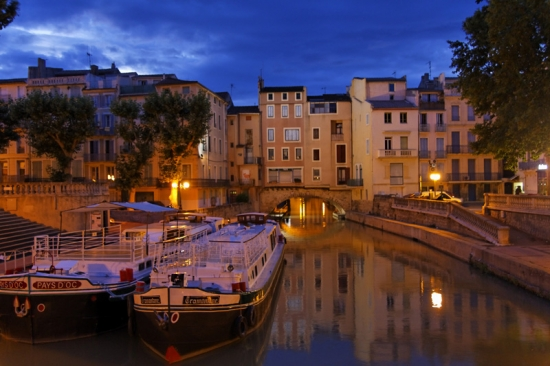 Narbonne-town