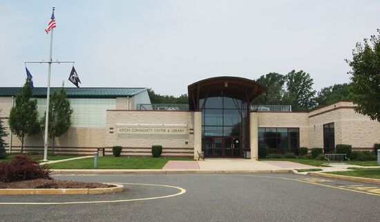 Aston Community Center And Library 3000px