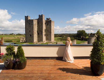 Trim Castle Hotel Wedding