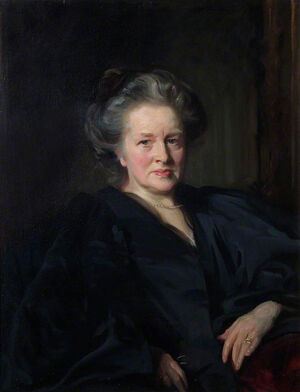Elizabeth Garrett Anderson (1900 portrait)