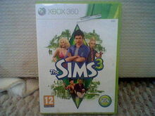 XBOX The Sims 3