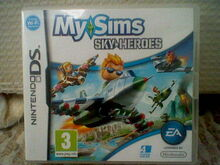 DS My Sims Sky Heroes