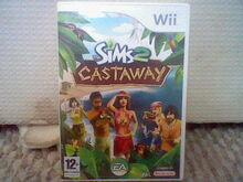 Wii The Sims 2 Castaway