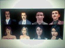 The Sims 1 The Sims 2 The Sims 3 The Sims 4-1