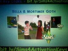 Mortimer Goth and Bella Goth-1479883344