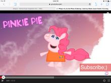 Pinkie peppa