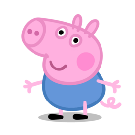 George-pig-related