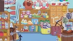 Магазин Мистера Лиса