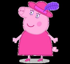 Платье Мамы Свинки