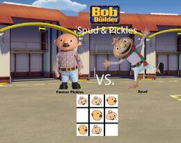 Spud & Pickles