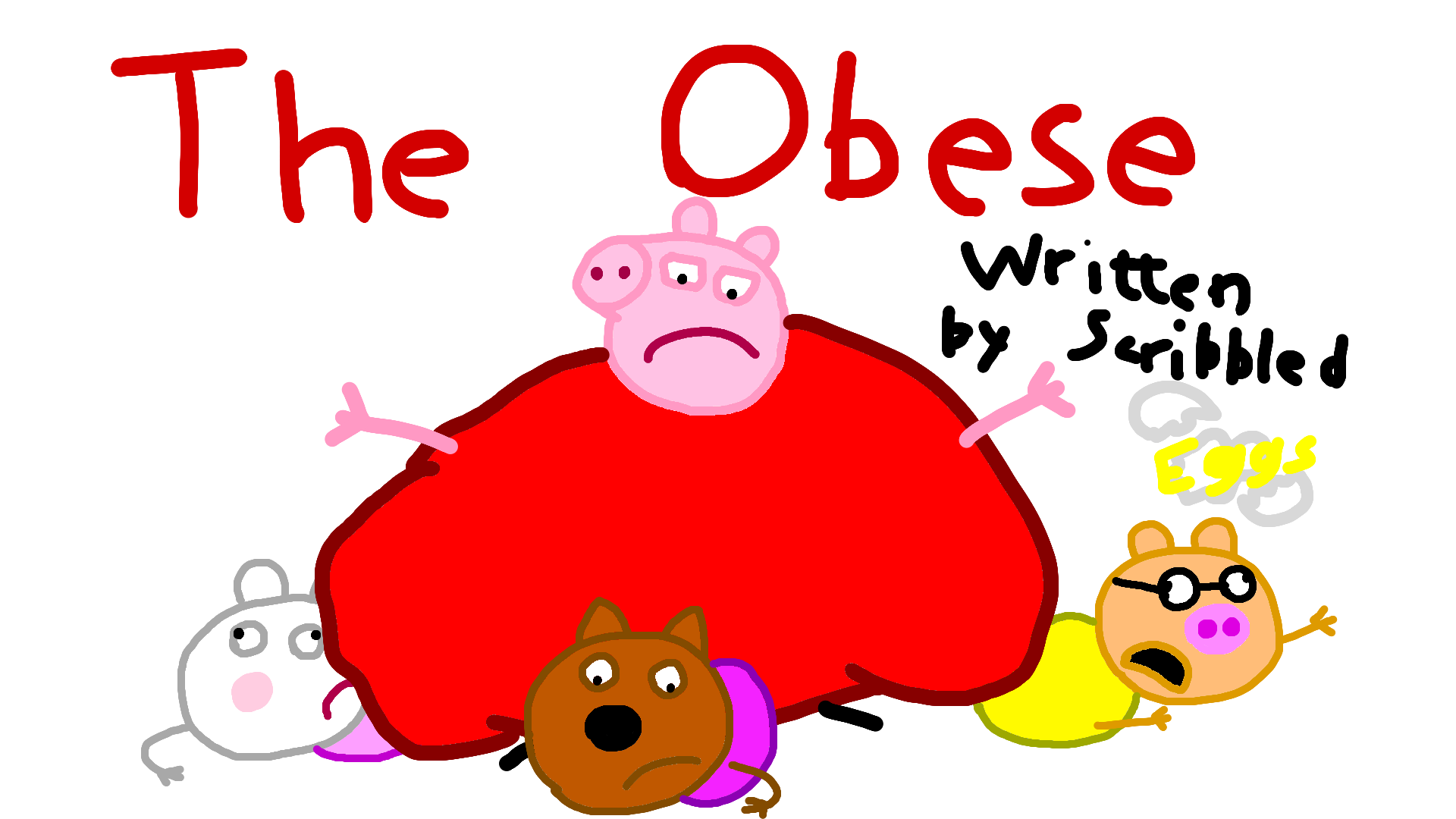 The Obese | Peppa Pig Fanon Wiki | FANDOM powered by Wikia