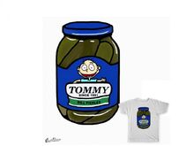 Tommy Pickle jar