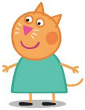 candy cat peppa pig fanon wiki fandom powered by wikia